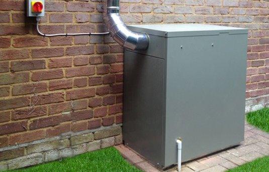 External Boiler